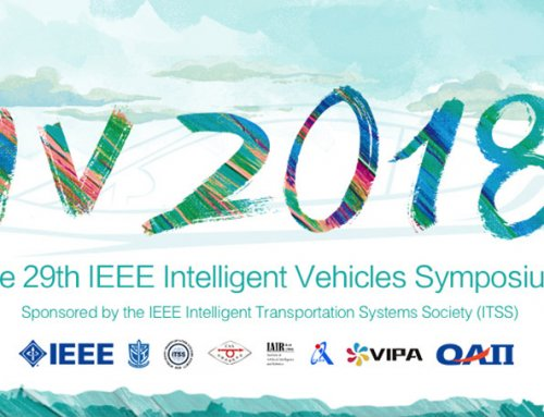 What happened in China at IEEE IV Symposium 2018